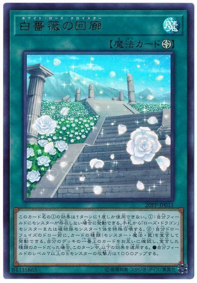 白薔薇の回廊
